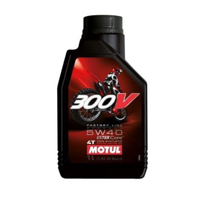Motorový olej EXP SYNTHETIC ESTER BLEND 4T 10W-40 4 l